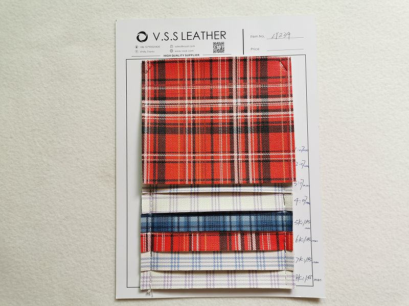 plaid printed PVC leather fabric (5).jpg