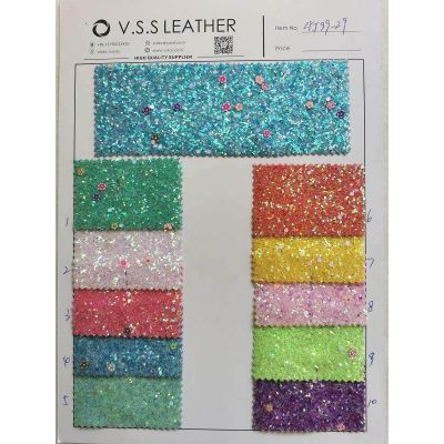 Chunky glitter,Chunky glitter fabric,Glitter for craft,Glitter leather fabric,Glitter leather for bows,Glitter leather for hair bows